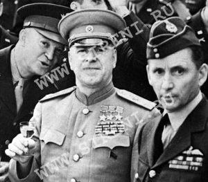 Маршал Жуков Г.К